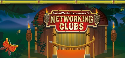 Social Media Networking Club